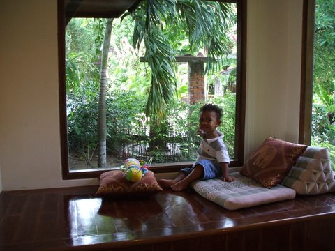 Amani - Sunrise Tropical Bay Window
