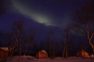 Finally – The Aurora Borealis (Aurora? Eureka!)