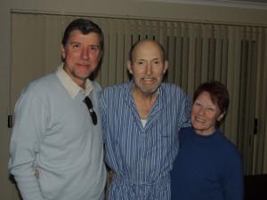 Bart, Neville & Jessie – May 2012 (Neville Kakoschke 1942-2012)