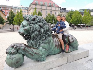 Stockholm (Germany and a Baltic Cruise)