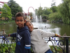 Tivoli Gardens Copenhagen (Germany and a Baltic Cruise)