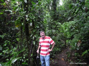 No leeches but gazillions of mosquitos! (A Visit to Costa Rica!)