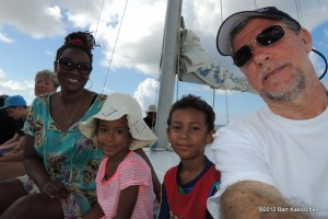 Snorkelling trip Bonaire (Caribbean Cruise 2012)