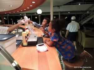 Mmmmm… (Caribbean Cruise 2012)
