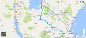 Tanzania Roadtrip 2016