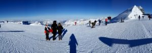 Mt Titlis (Winter Holiday 2017)