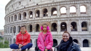 The Colosseum (Winter Holiday 2017)